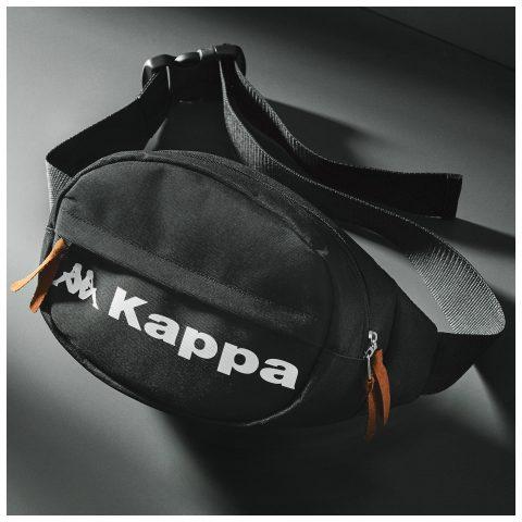 【次号付録予告】 smart (スマート) 2019年 1月号 付録 Kappa(カッパ)斜め掛けにも最適なビッグロゴ2WAYウエストバッグ