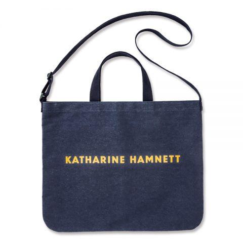 【新刊情報】KATHARINE HAMNETT(キャサリンハムネット)BIGエコショルダーバッグBOOK発売!