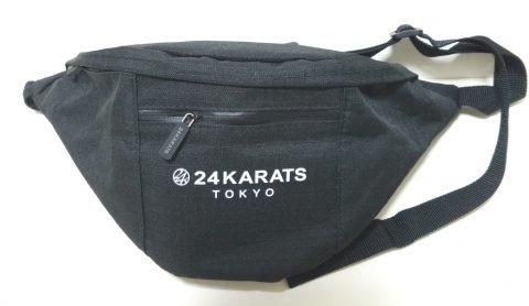 【発売前レビュー】smart(スマート)2019年5月号増刊号《特別付録》24KARATS(トゥエンティ—フォーカラッツ)本格アウトドア仕様2WAYウエストバッグ