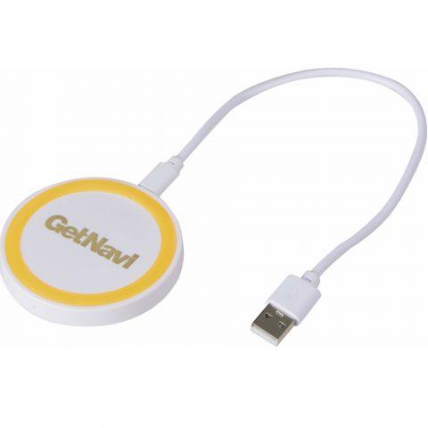 【次号予告】GetNavi(ゲットナビ)2019年10月号《特別付録》Qi対応ワイヤレス充電器