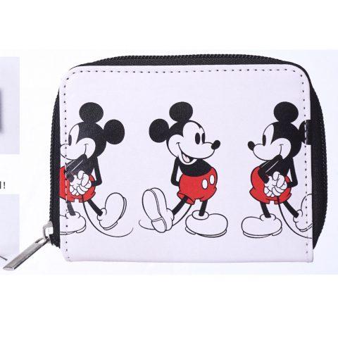 【次号予告】mini(ミニ)2019年12月号《特別付録》シップス ミッキーマウス二つ折り財布