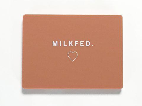 【発売前レビュー】mini(ミニ)2019年11月号《特別付録》ミルクフェド特製メイクパレット