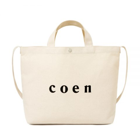 【新刊情報】coen(コーエン)2019 AUTUMN/WINTER COLLECTION BOOK BEIGE発売
