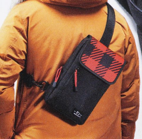 【次号予告】MonoMaster(モノマスター)2020年1月号《特別付録》ウールリッチのボディバッグ