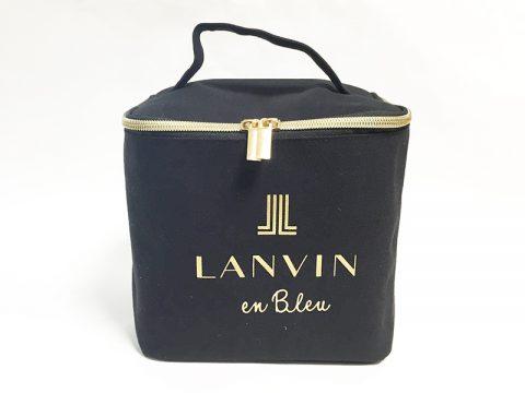【発売前レビュー】sweet(スウィート)2020年1月号《特別付録》LANVIN en Bleu(ランバンオンブルー)マルチボックス