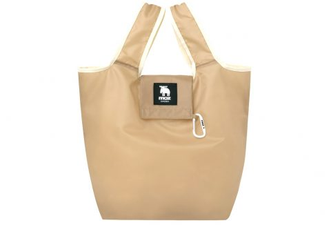 【新刊情報】moz(モズ) SHOPPING BAG BOOK BEIGE ver.