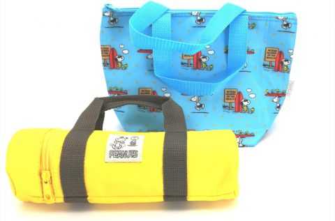 【フラゲレビュー】InRed(インレッド)2020年5月号増刊《特別付録》PEANUTS スヌーピーの2個セット 保冷バッグと保冷ボトルケース