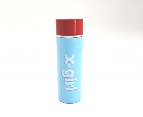 【フラゲレビュー】mini(ミニ)2020年7月号増刊号《特別付録》X-girl(エックスガール)特製コンパクトサイズのめっちゃ可愛いステンレスボトル