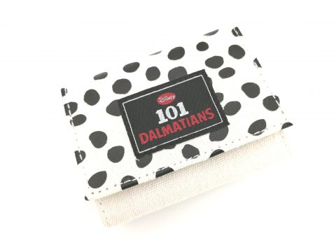【フラゲレビュー】mini(ミニ)2020年7月号《特別付録》101匹わんちゃん独立型カードケース付きコンパクト財布