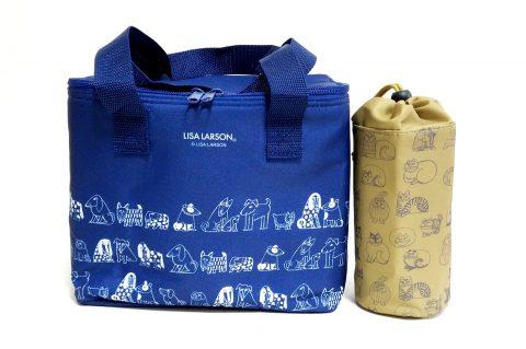 【フラゲレビュー】大人のおしゃれ手帖 2020年7月号《特別付録》LISA LARSON(リサ・ラーソン)大容量保冷バッグ&ペットボトルホルダー