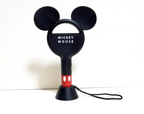 【フラゲレビュー】SPRiNG(スプリング)2020年9月号増刊号《特別付録》ミッキーマウス 羽根なしハンディ扇風機