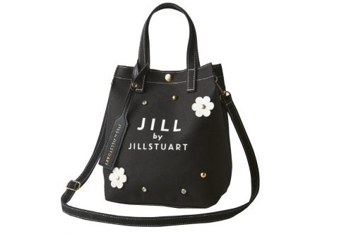 【新刊情報】JILL by JILLSTUART(ジル バイ ジルスチュアート) 2WAY FLOWER SHOULDER BAG BOOK