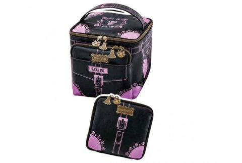 【新刊情報】ANNA SUI(アナスイ) 2020 F/W COLLECTION BOOK VANITY POUCH TRAVELHOLIC