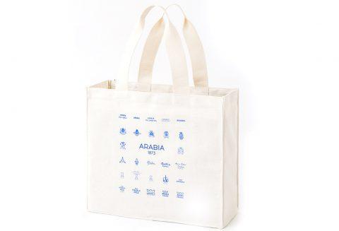 【新刊情報】ARABIA(アラビア) Grocery bag & Pouch BOOK