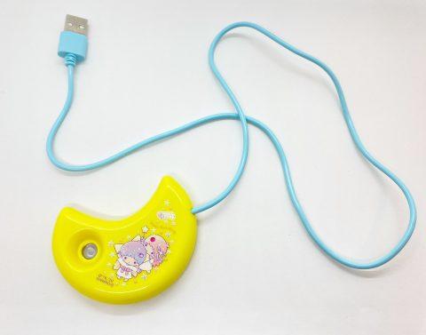 【フラゲレビュー】ゼクシィ2021年1月号≪特別付録≫リトルツインスターズ おつきさま形USB加湿器