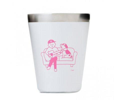 【新刊情報】CUP COFFEE TUMBLER BOOK produced by UNITED ARROWS green label relaxing(ユナイテッドアローズ グリーンレーベル リラクシング)white