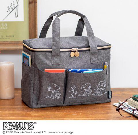 【新刊情報】SNOOPY(スヌーピー)マルチに使えるBIGピクニックバッグ BOOK beagle brothers