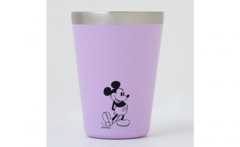 【新刊情報】CUP COFFEE TUMBLER BOOK produced by JAM HOME MADE(ジャムホームメイド) PURPLE with MICKEY