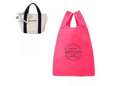 【新刊情報】BAYFLOW(ベイフロー) ECO BAG SET BOOK LIMITED COLOR