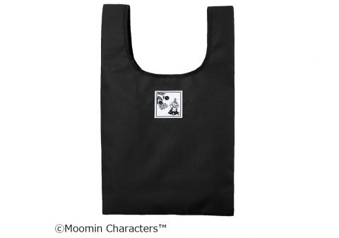 【新刊情報】MOOMIN(ムーミン)DAILY ECOBAG BOOK BLACK ver.
