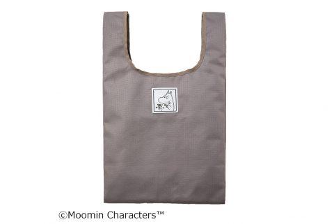 【新刊情報】MOOMIN(ムーミン)DAILY ECOBAG BOOK GREIGE ver.