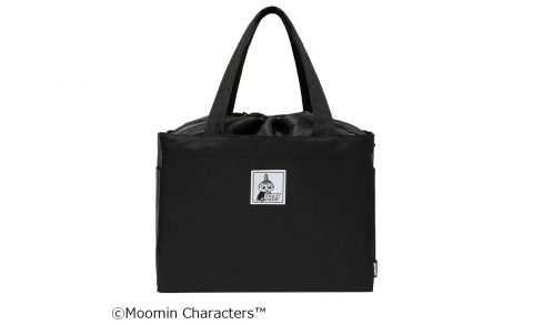 【新刊情報】MOOMIN(ムーミン)レジカゴ型 BIG SHOPPING BAG BOOK