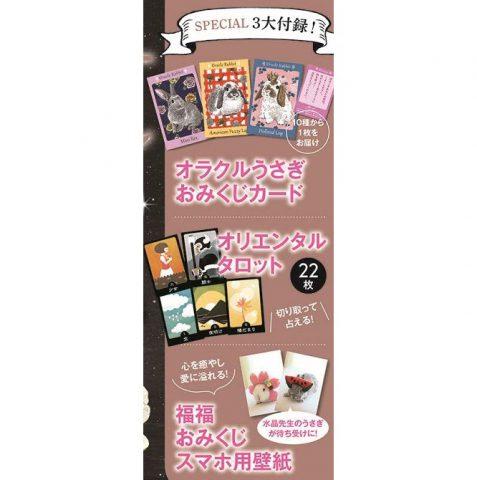 【新刊情報】sweet特別編集 水晶玉子の3年占い