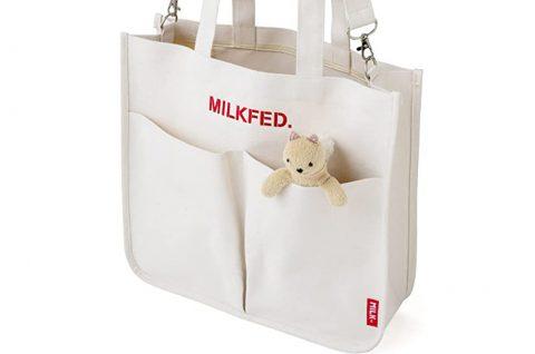 【新刊情報】mini(ミニ)特別編集 MILKFED.(ミルクフェド) SPECIAL BOOK Double