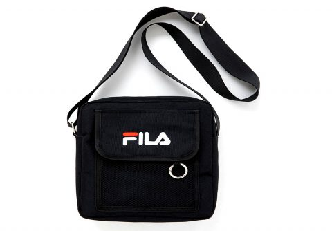 【新刊情報】FILA (フィラ)SQUARE SHOULDER BAG BOOK