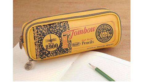 【新刊情報】トンボ鉛筆8900ペンケースBOOK