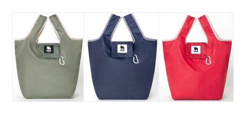 【新刊情報】moz(モズ) SHOPPING BAG BOOK (OLIVE/NAVY/RED)