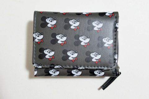 【フラゲレビュー】mini(ミニ)2021年3月号《特別付録》SHIPS any(シップスエニィ)ミッキーマウスデザイン オトナの優秀ミニ財布
