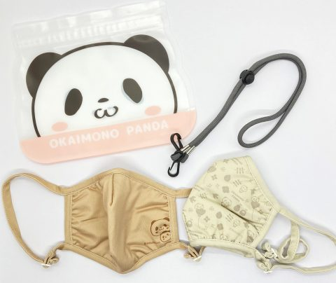 【フラゲレビュー】Spring(スプリング) 2021年4月号≪特別付録≫OKAIMONO PANDA[お買いものパンダ]洗えるマスク2枚&マスク生活完璧セット