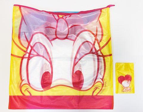 【フラゲレビュー】ゼクシィ 2021年4月号≪特別付録≫ 便利すぎる♥【ドナルド&デイジー】超BIG&ミニサイズの洗濯ネット