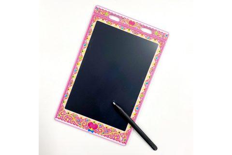 【新刊情報】プリンセス おえかき デジタルメモBOOK