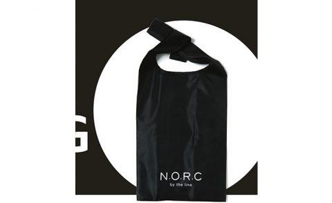 【次号予告】eclat(エクラ)2021年4月号《特別付録》eclat×N.O.R.C(ノーク)黒ショッパーBAG