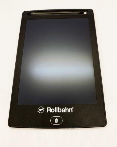 【フラゲレビュー】smart(スマート)2021年6月号《特別付録》Rollbahn(ロルバーン)電子文房具「デジタルメモパッド」