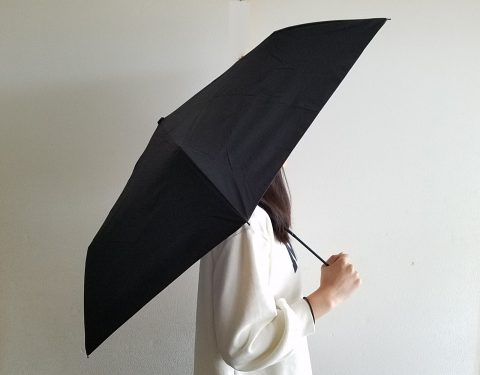 【フラゲレビュー】素敵なあの人 2021年7月号《特別付録》TABASA (タバサ)完全遮光の美肌日傘