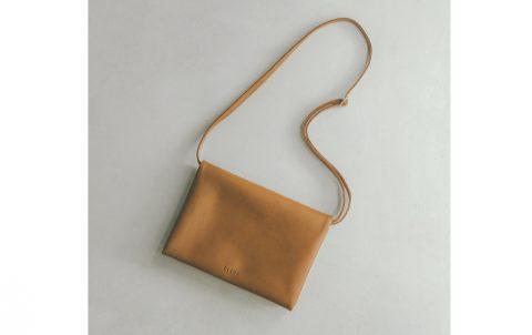 【新刊情報】CLANE(クラネ) 3ROOM SHOULDER BAG BOOK BROWN