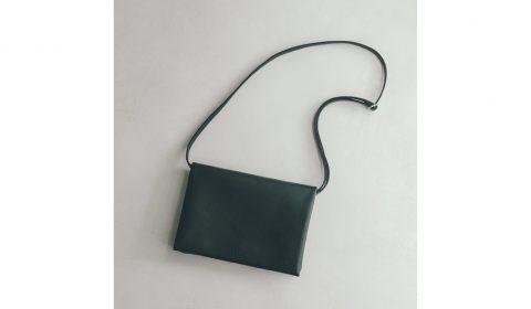 【新刊情報】CLANE (クラネ)3ROOM SHOULDER BAG BOOK BLACK