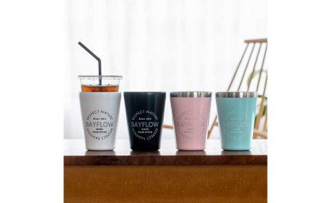 【新刊情報】BAYFLOW(ベイフロー) CUP COFFEE TUMBLER BOOK