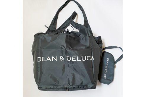 【フラゲレビュー】GLOW(グロー)2021年8月号《特別付録》DEAN & DELUCA(ディーンアンドデルーカ)レジかご買物バッグ + ストラップ付き保冷ボトルケース