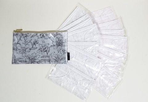 【フラゲレビュー】otona MUSE(オトナミューズ)2021年8月号&特別号《特別付録》SNIDEL HOME(スナイデル ホーム)特別な日の不織布マスク14枚(特別号21枚)&抗菌ポーチセット