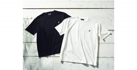 【新刊情報】KANGOL(カンゴール) LOGO Tシャツ BOOK (BLACK ver./WHITE ver.)