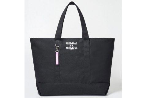 【新刊情報】MILKFED. (ミルクフェド)BIG TOTE BAG BOOK
