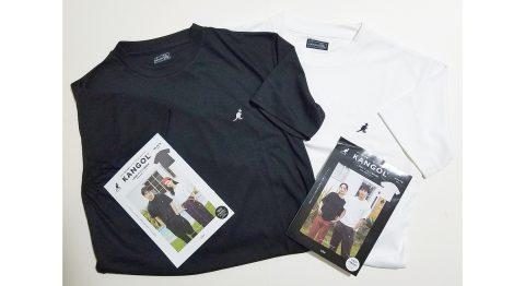 【開封レビュー】KANGOL(カンゴール) LOGO Tシャツ BOOK (BLACK ver./WHITE ver.)