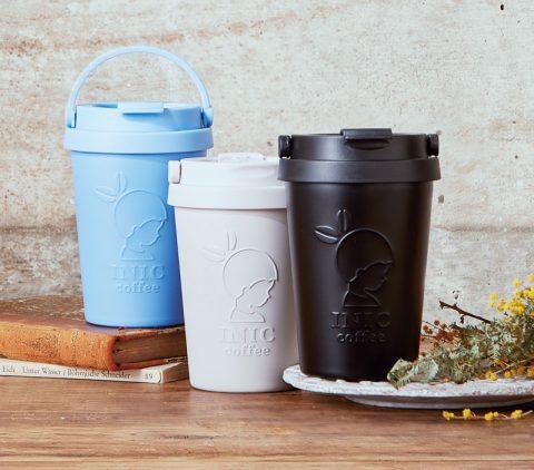【新刊情報】INIC coffee(イニックコーヒー)真空断熱ステンレスタンブラーBOOK (BLUE/IVORY/BLACK)