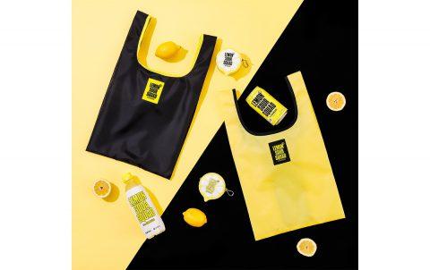 【新刊情報】EXILE(エグザイル)公式 LEMON SOUR SQUAD(レモンサワースクワッド) レモンポーチつき SHOPPING BAG BOOK(YELLOW/BLACK)