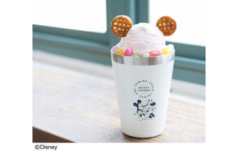 【新刊情報】Disney(ディズニー) CUP COFFEE TUMBLER BOOK MICKEY & MINNIE produced by MILKFED.