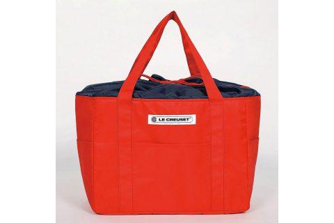 【新刊情報】LE CREUSET(R) (ル・クルーゼ)保冷も保温もできる BIG SHOPPING BAG BOOK